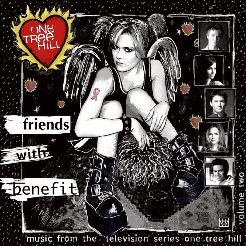 Soundtrack - One Tree Hill Volume 2: Friends With Benefit album cover