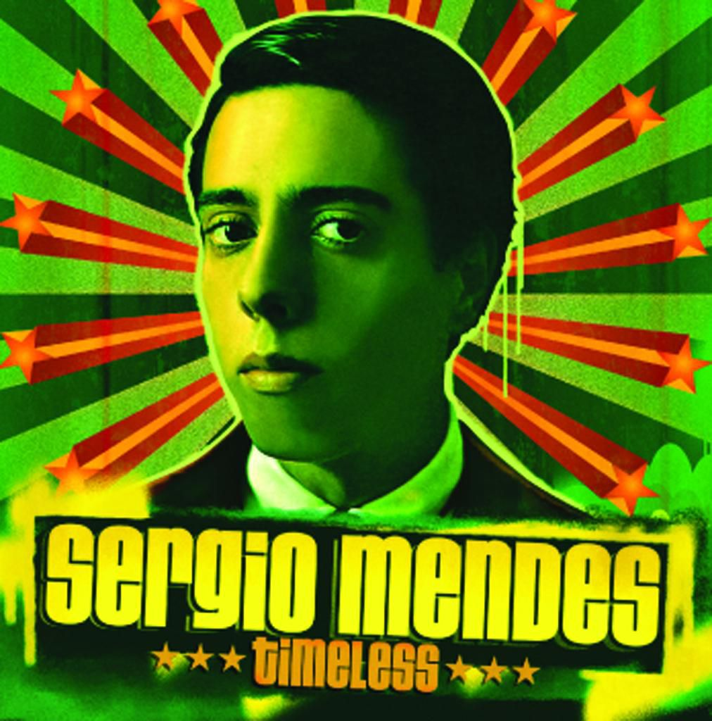Sergio Mendes - Timeless album cover