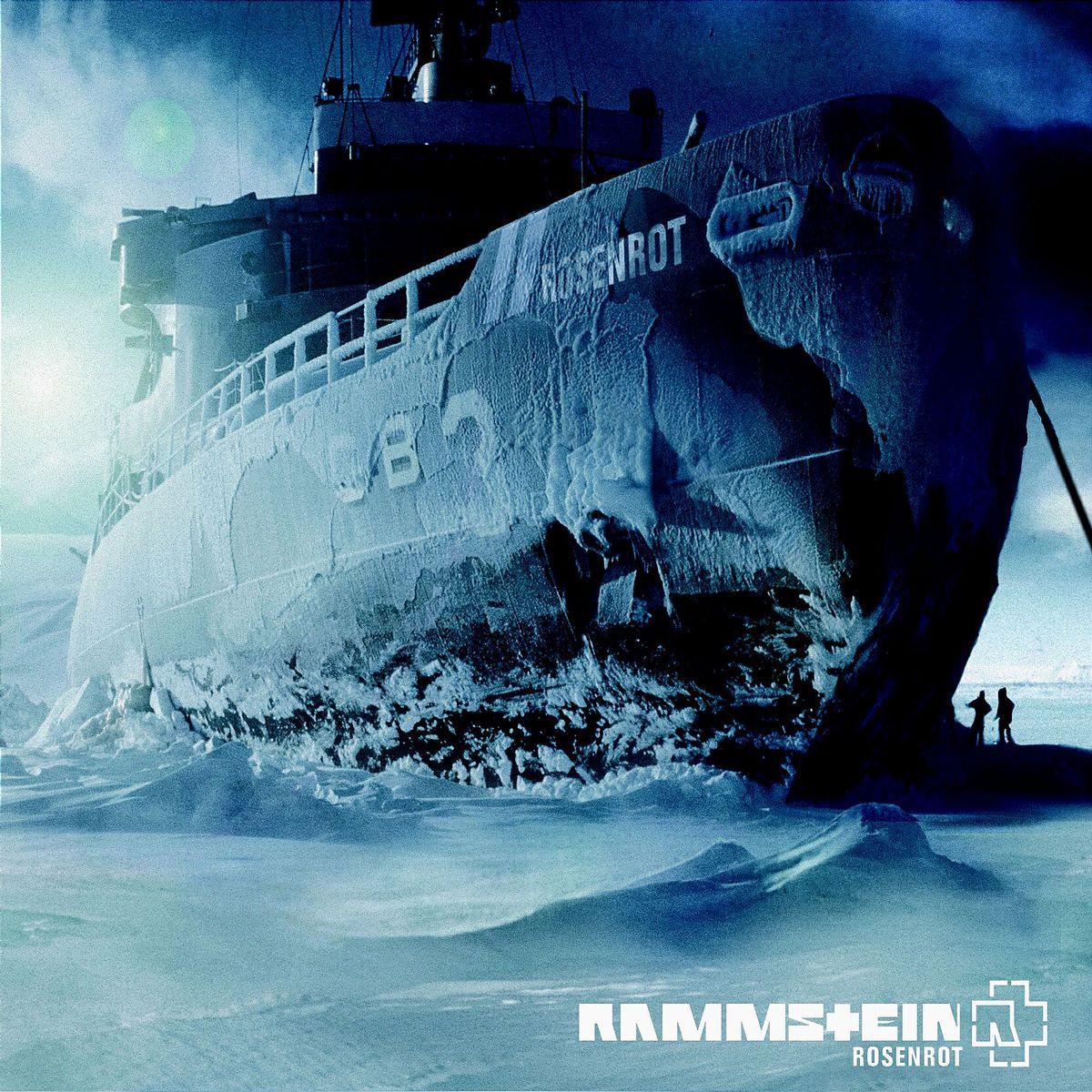 Rammstein - Rosenrot album cover