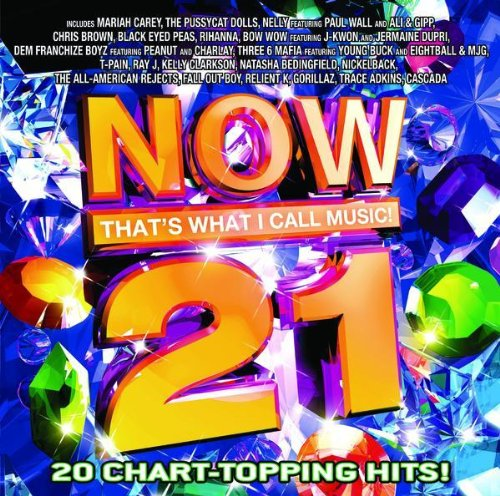 Various Artists - Now 21 album cover