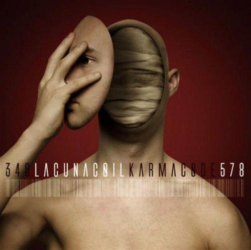 Lacuna Coil - Karmacode album cover