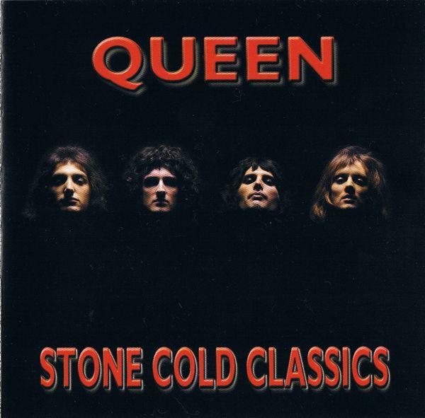 Queen - Stone Cold Classics album cover