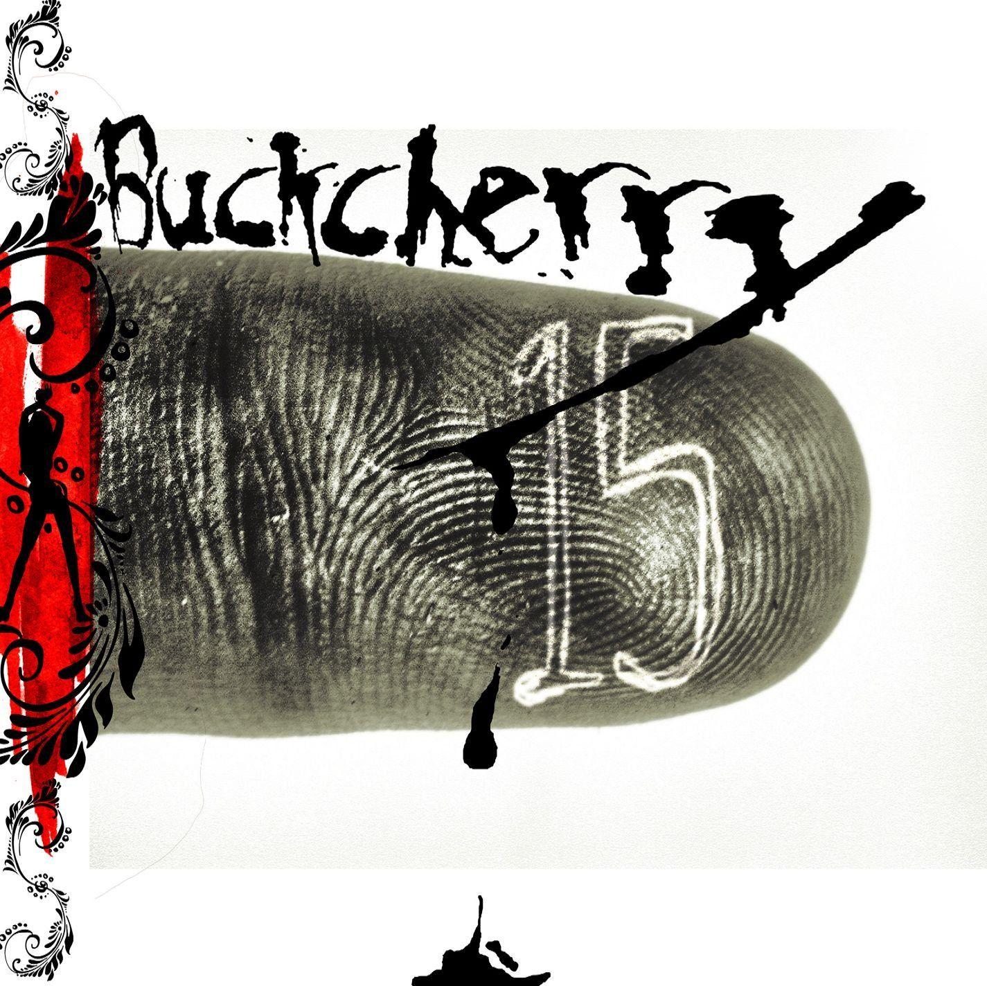 Buckcherry - 15 album cover