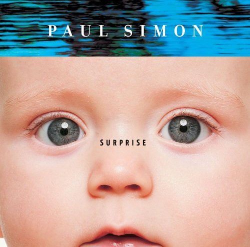 Paul Simon - Surprise album cover