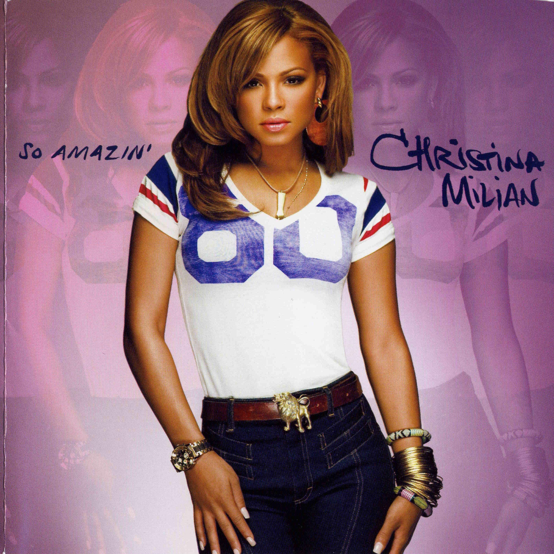 Christina Milian - So Amazin' album cover