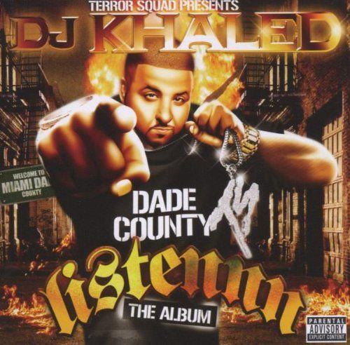 DJ Khaled - Listennn: The Album album cover