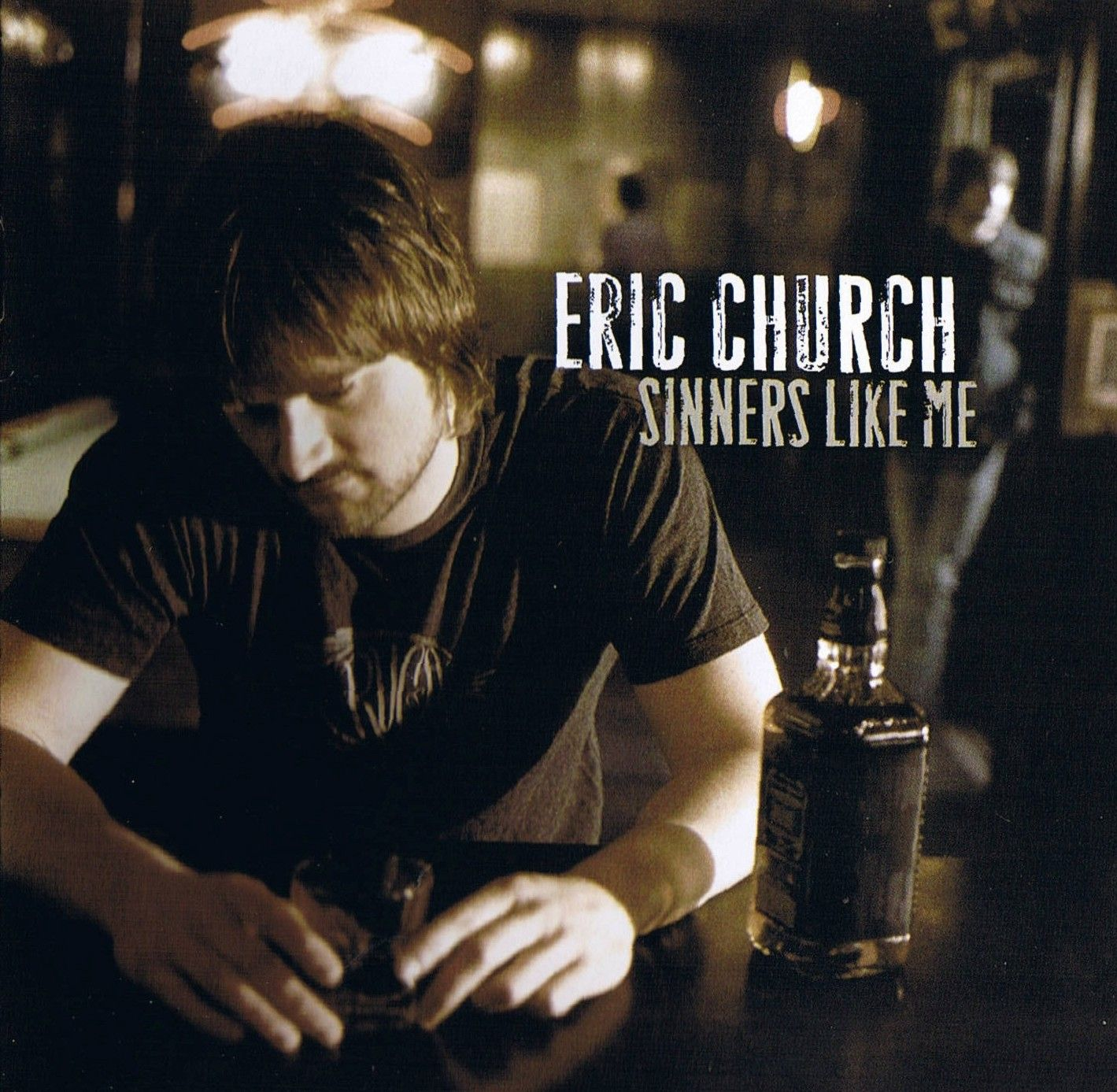 sinners like me by eric church music charts. Black Bedroom Furniture Sets. Home Design Ideas