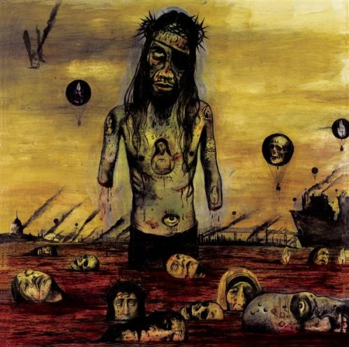 Slayer - Christ Illusion album cover