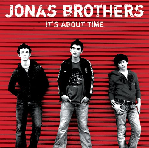Jonas Brothers - It's About Time album cover