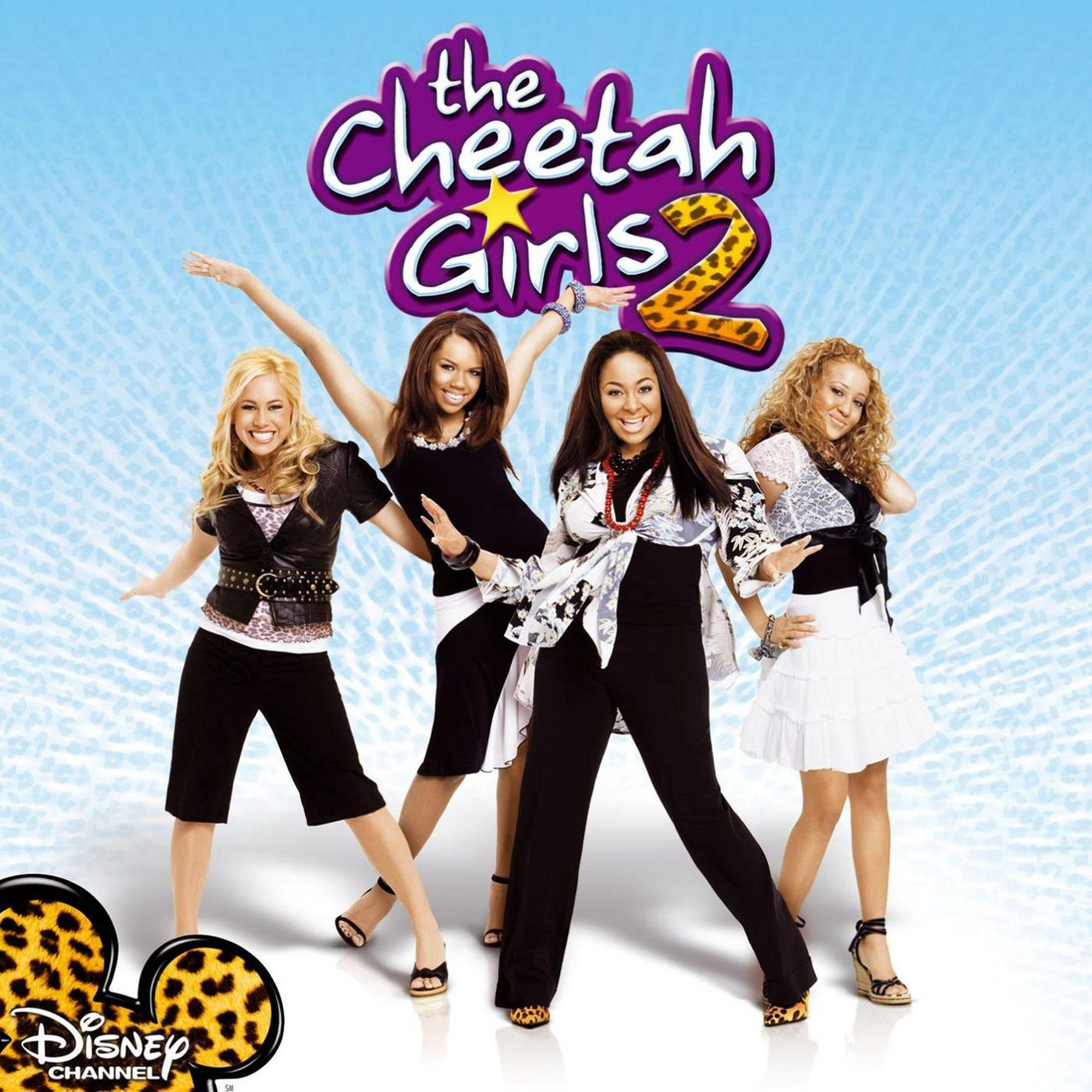 The Cheetah Girls - The Cheetah Girls 2 album cover