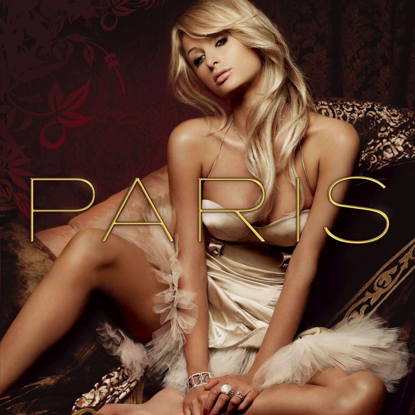 Paris Hilton - Paris album cover