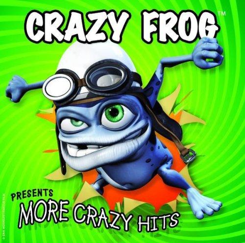 Crazy Frog - More Crazy Hits album cover