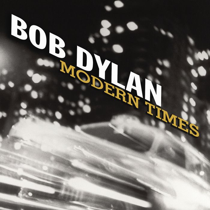 Bob Dylan - Modern Times album cover