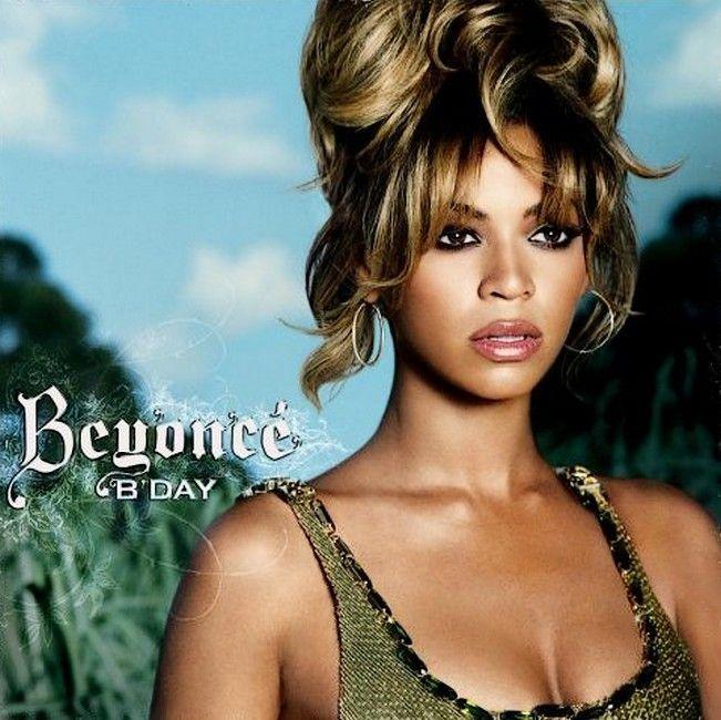 Beyoncé - B'day album cover