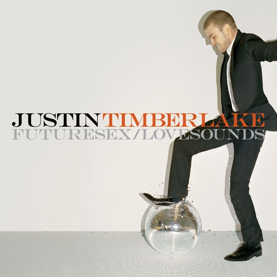 Justin Timberlake - Futuresex / Lovesounds album cover