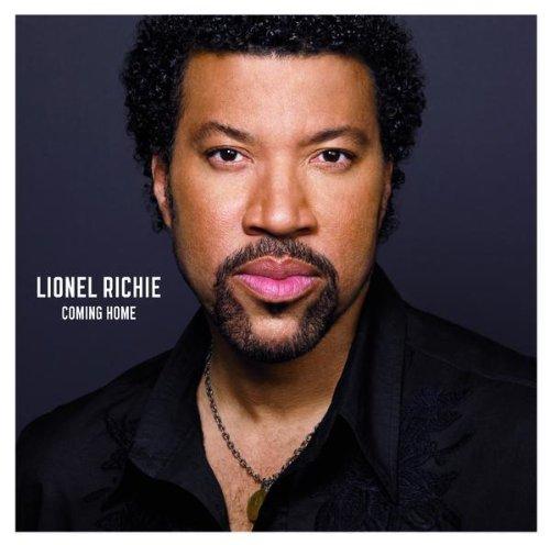 Lionel Richie - Coming Home album cover