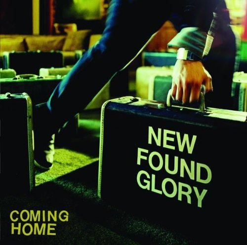 New Found Glory - Coming Home album cover