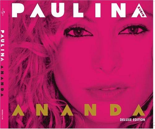 Paulina Rubio - Ananda album cover