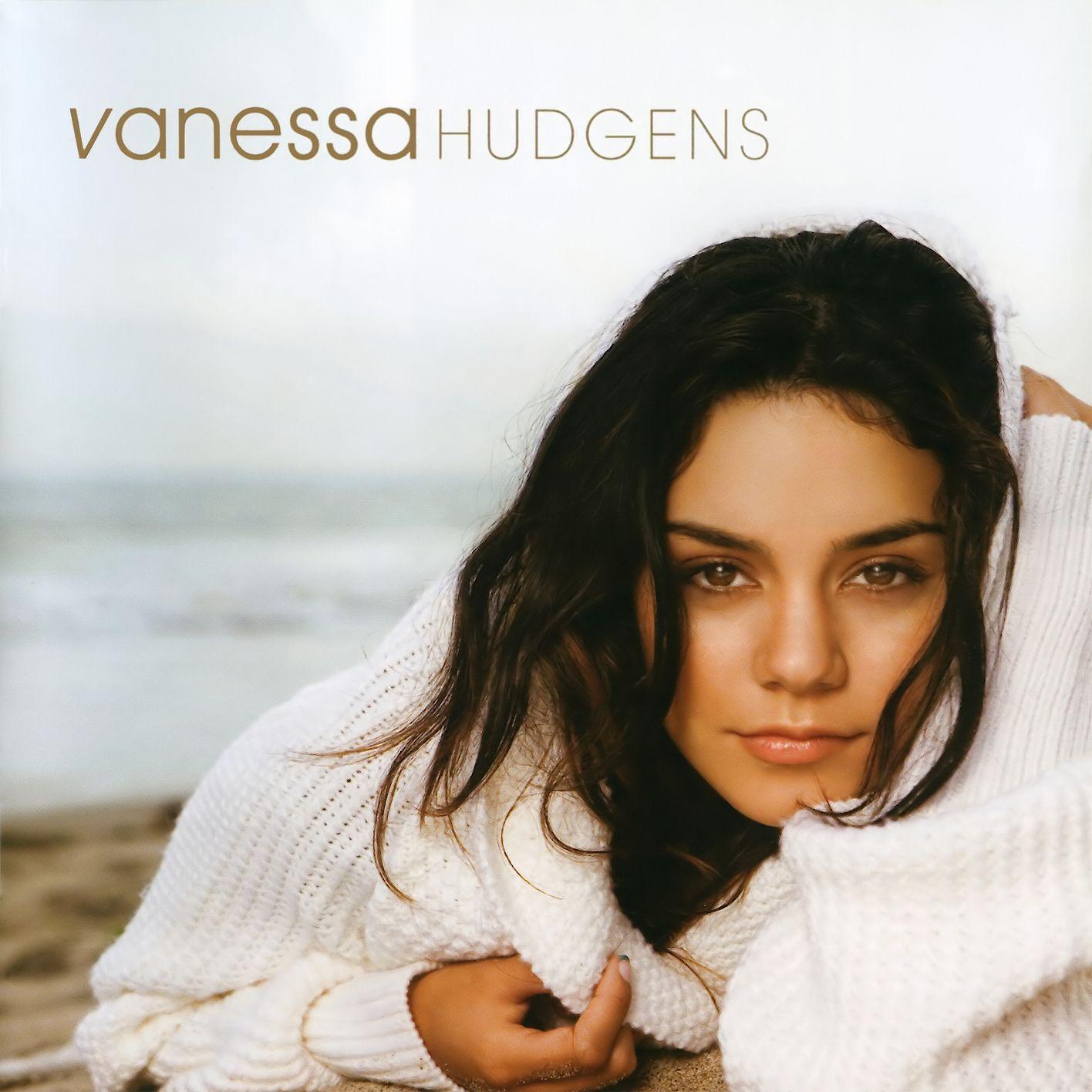 Vanessa Hudgens - V album cover