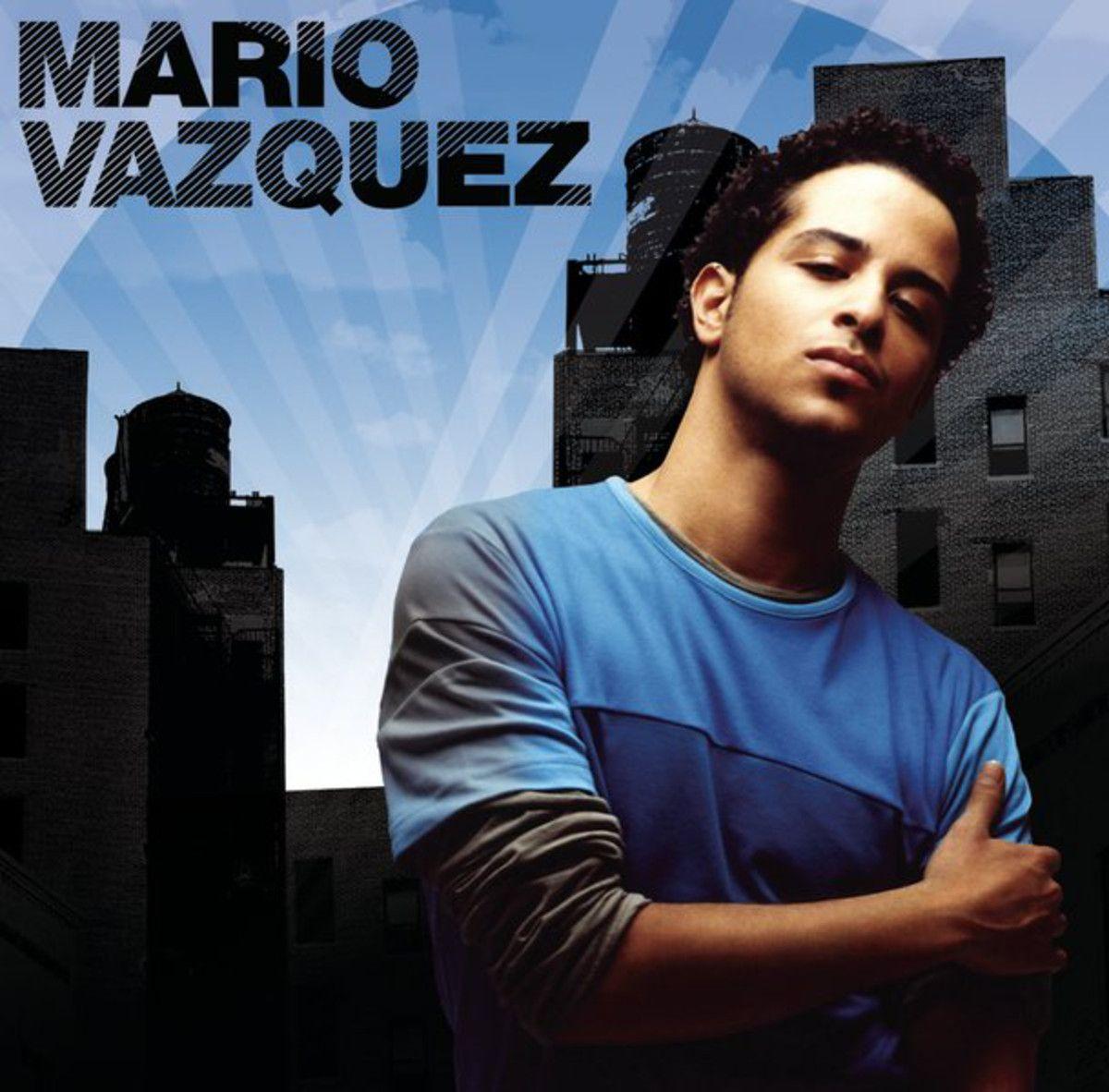 Mario Vazquez - Mario Vazquez album cover
