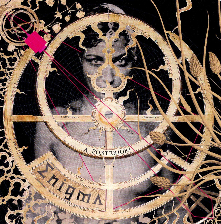 Enigma - A Posteriori album cover