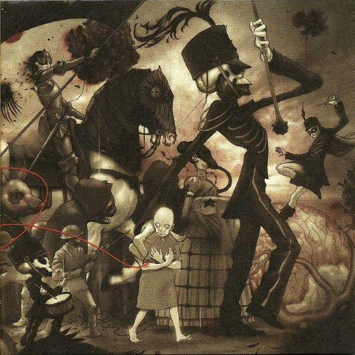 My Chemical Romance - The Black Parade album cover
