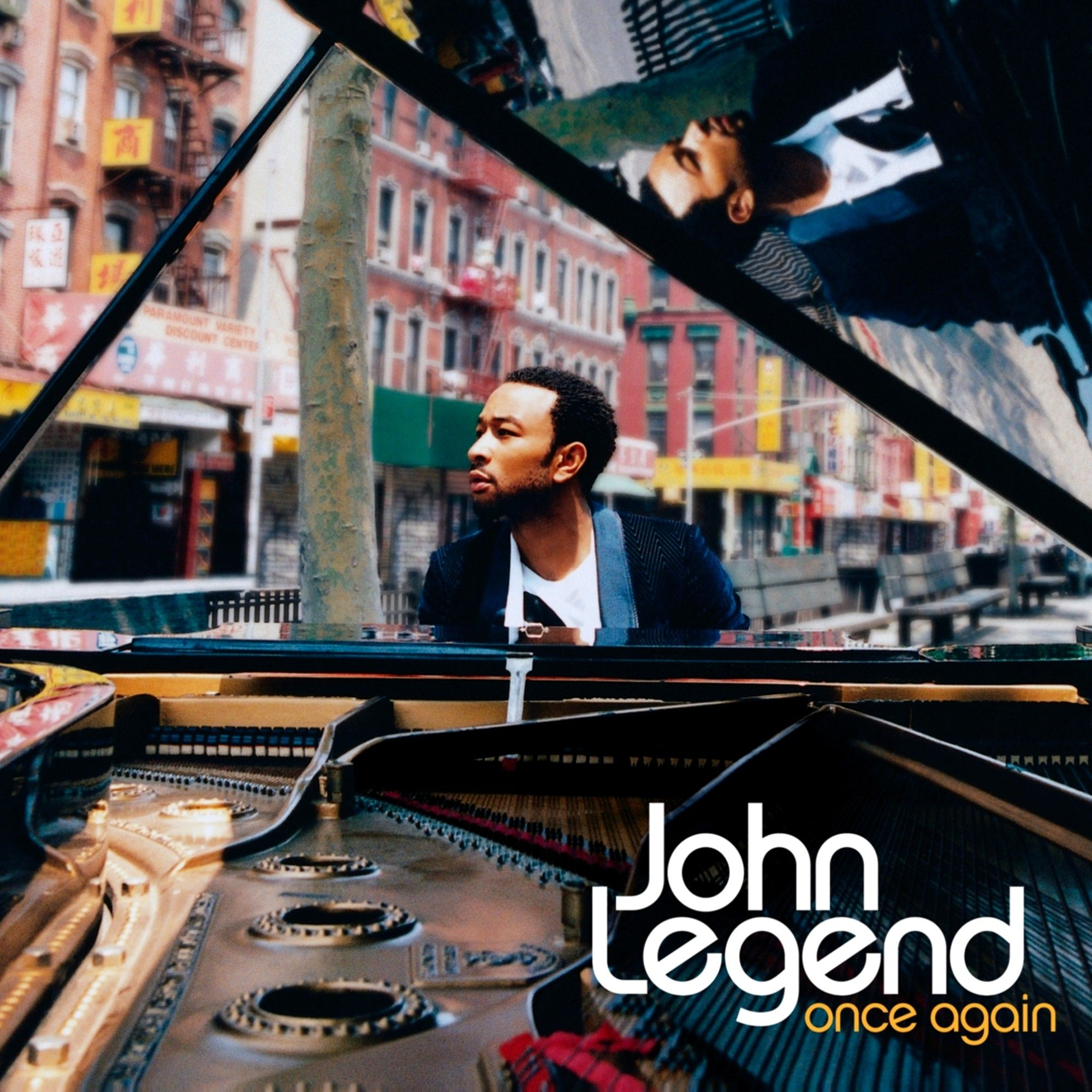 John Legend - Once Again album cover