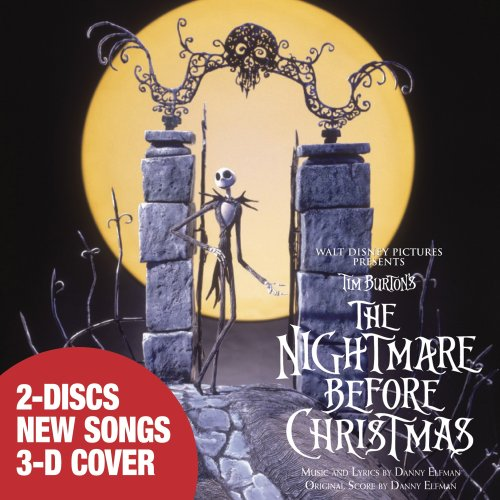 Soundtrack - Tim Burton's The Nightmare Before Christmas: Special Edition album cover