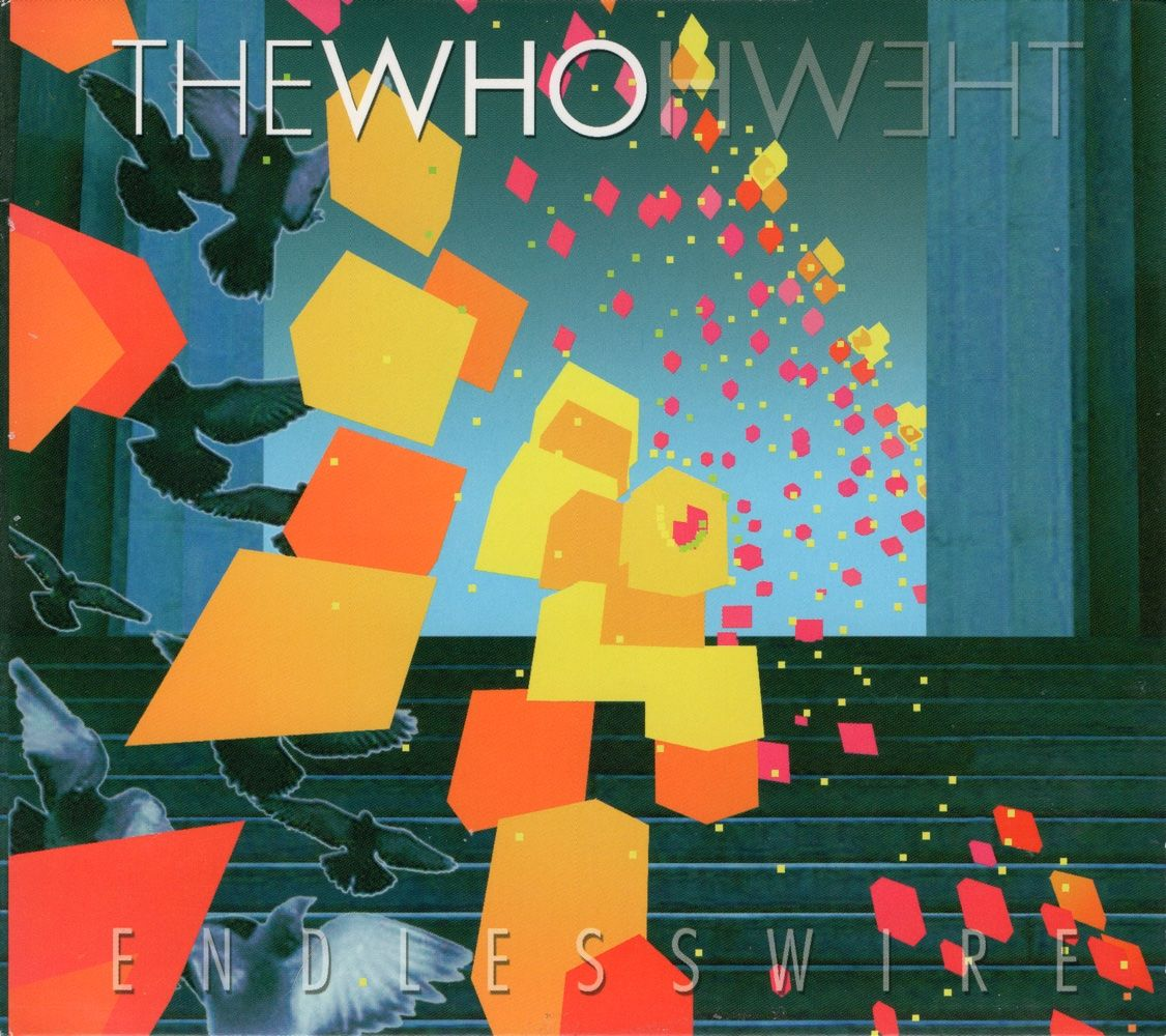 The Who - Endless Wire album cover