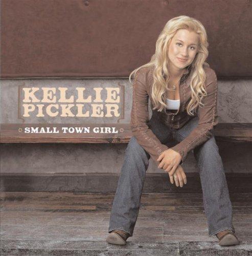 Kellie Pickler - Small Town Girl album cover