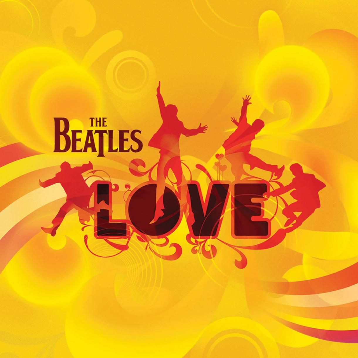 The Beatles - Love album cover