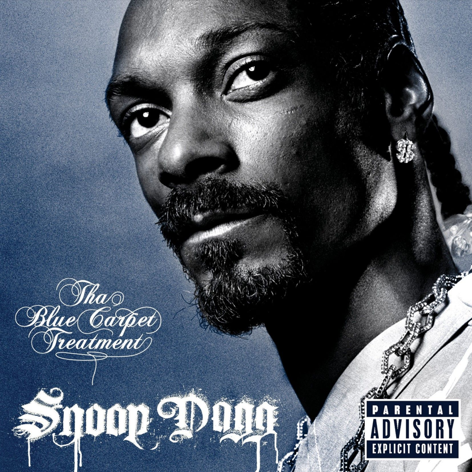 Snoop Dogg - Tha Blue Carpet Treatment album cover