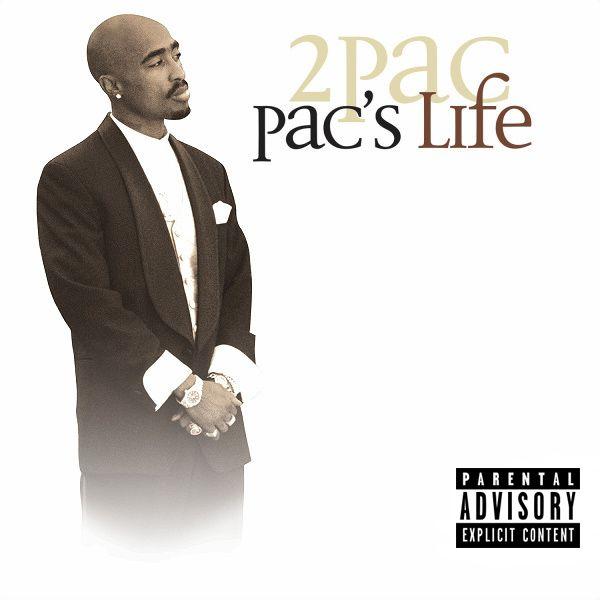 2pac - Pac's Life album cover