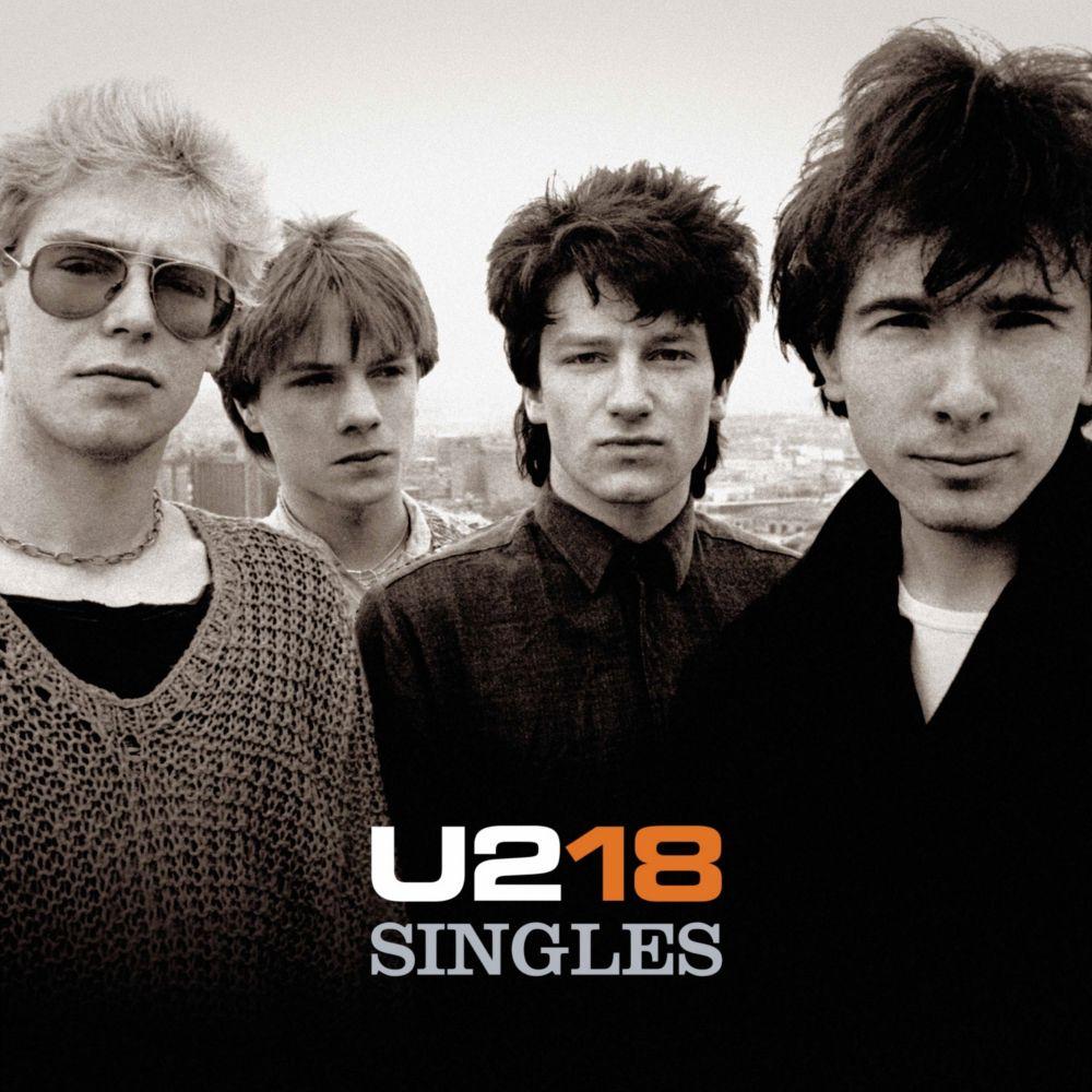 U2 - U218: Singles album cover