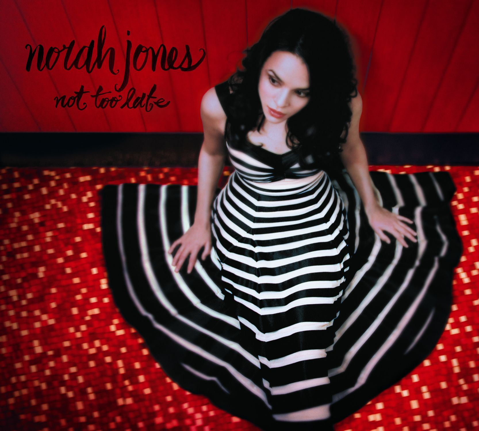 Norah Jones - Not Too Late album cover