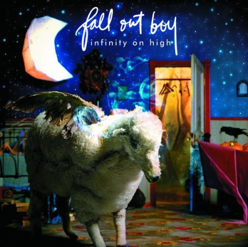 Fall Out Boy - Infinity On High album cover
