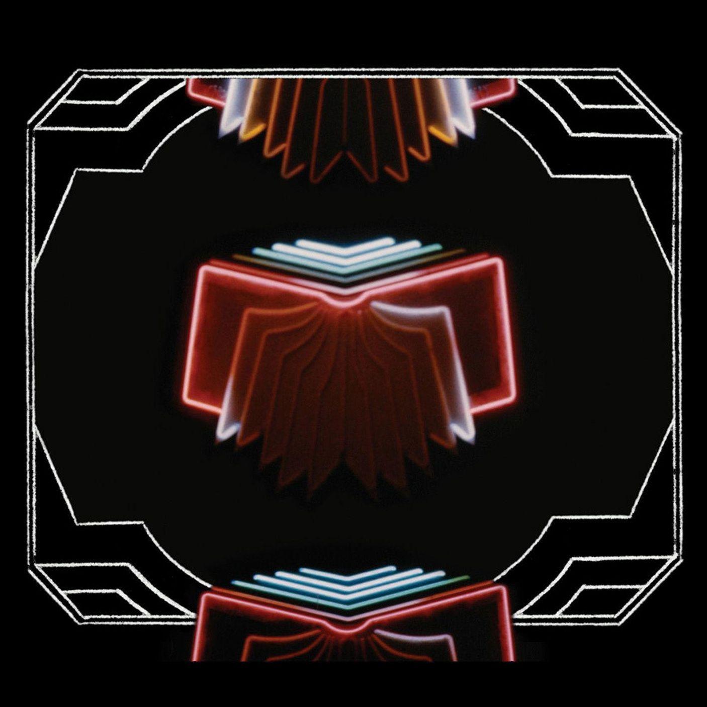 Arcade Fire - Neon Bible album cover