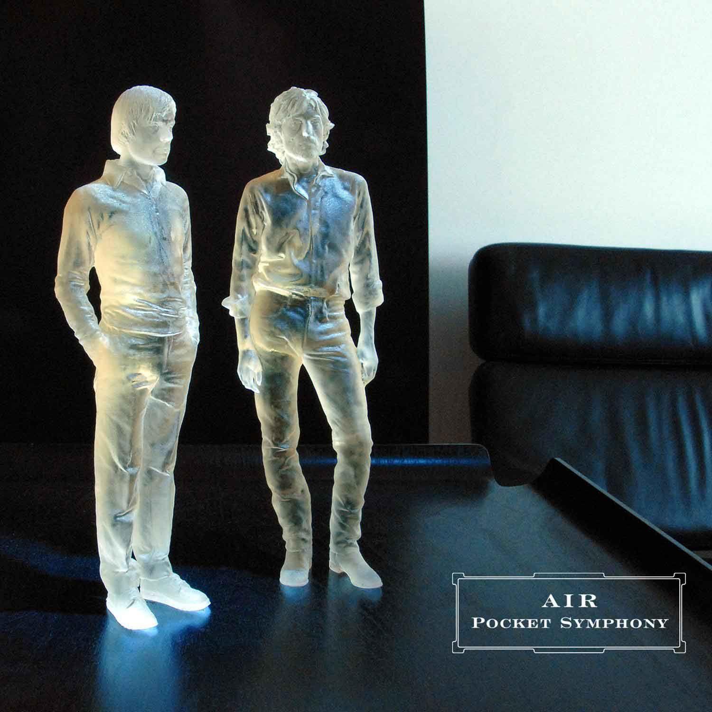 Air - Pocket Symphony album cover