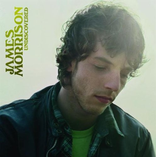 James Morrison - Undiscovered album cover