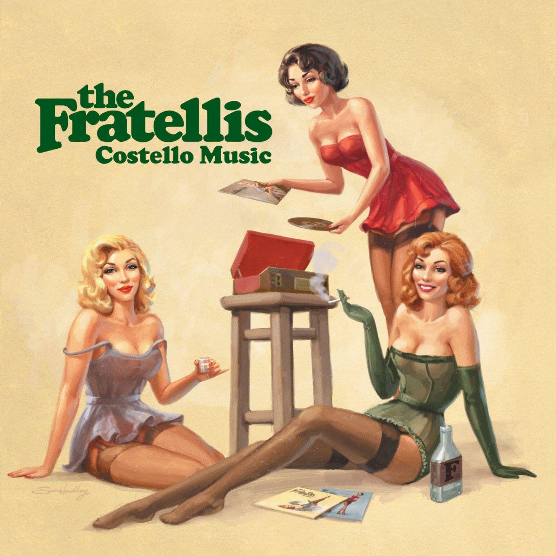 Fratellis - Costello Music album cover