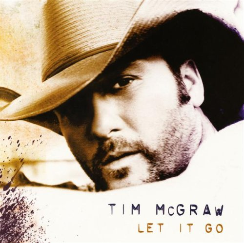 Tim McGraw - Let It Go album cover