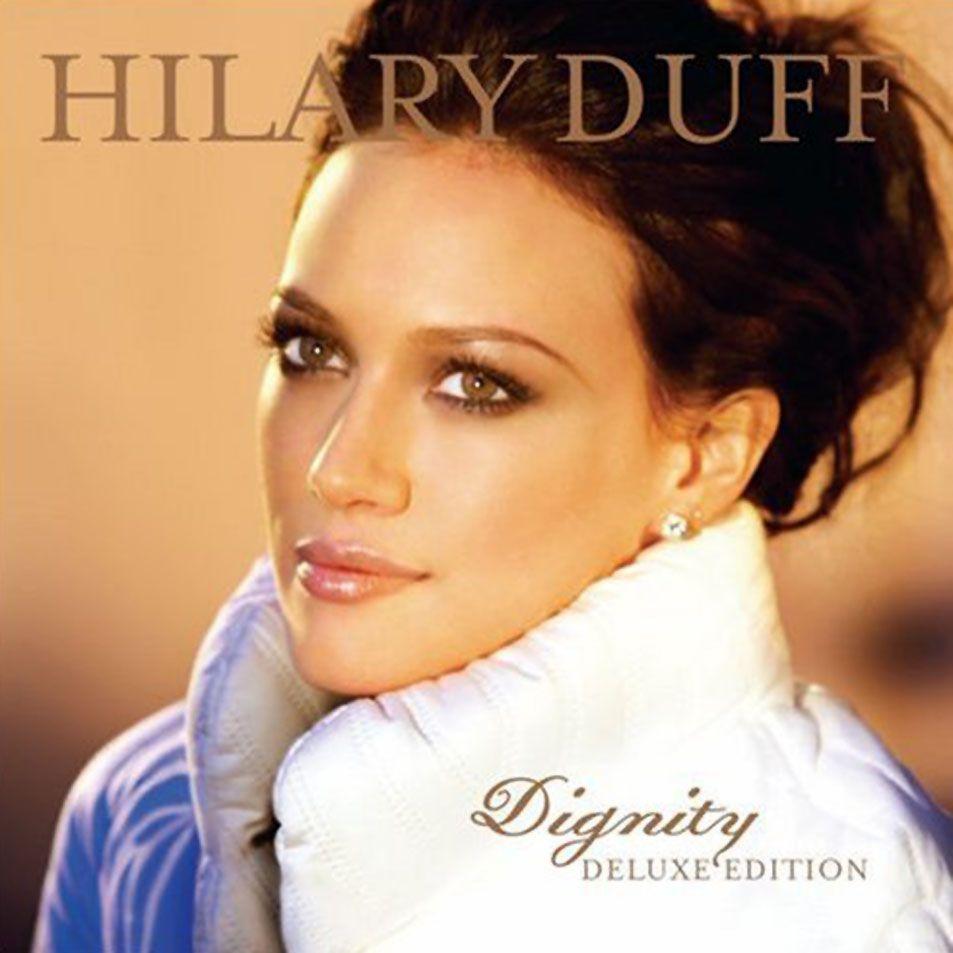Hilary Duff - Dignity album cover