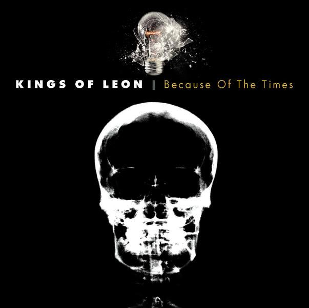 Kings Of Leon - Because Of The Times album cover