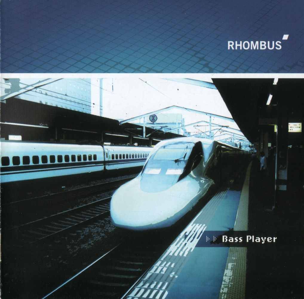 Rhombus - Bass Player (special Edition) album cover