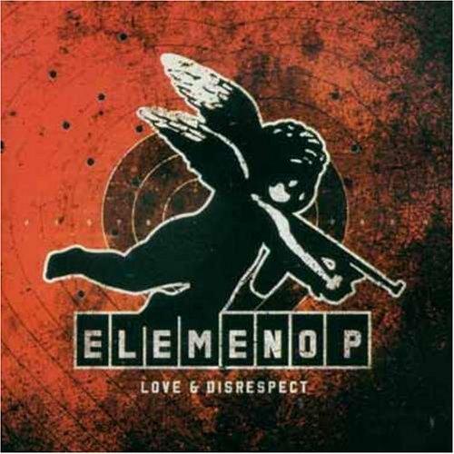 Elemeno P - Love And Disrespect album cover