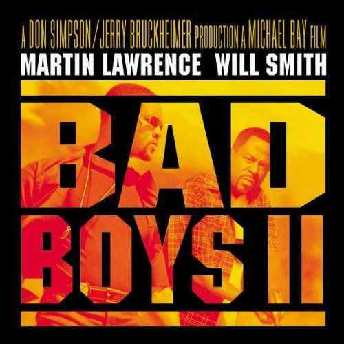 Soundtrack - Bad Boys II album cover