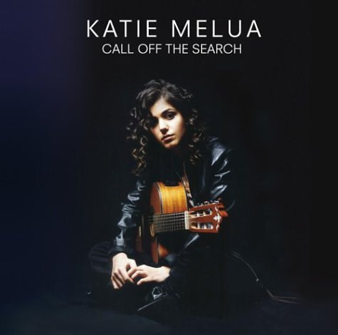 Katie Melua - Call Off The Search album cover