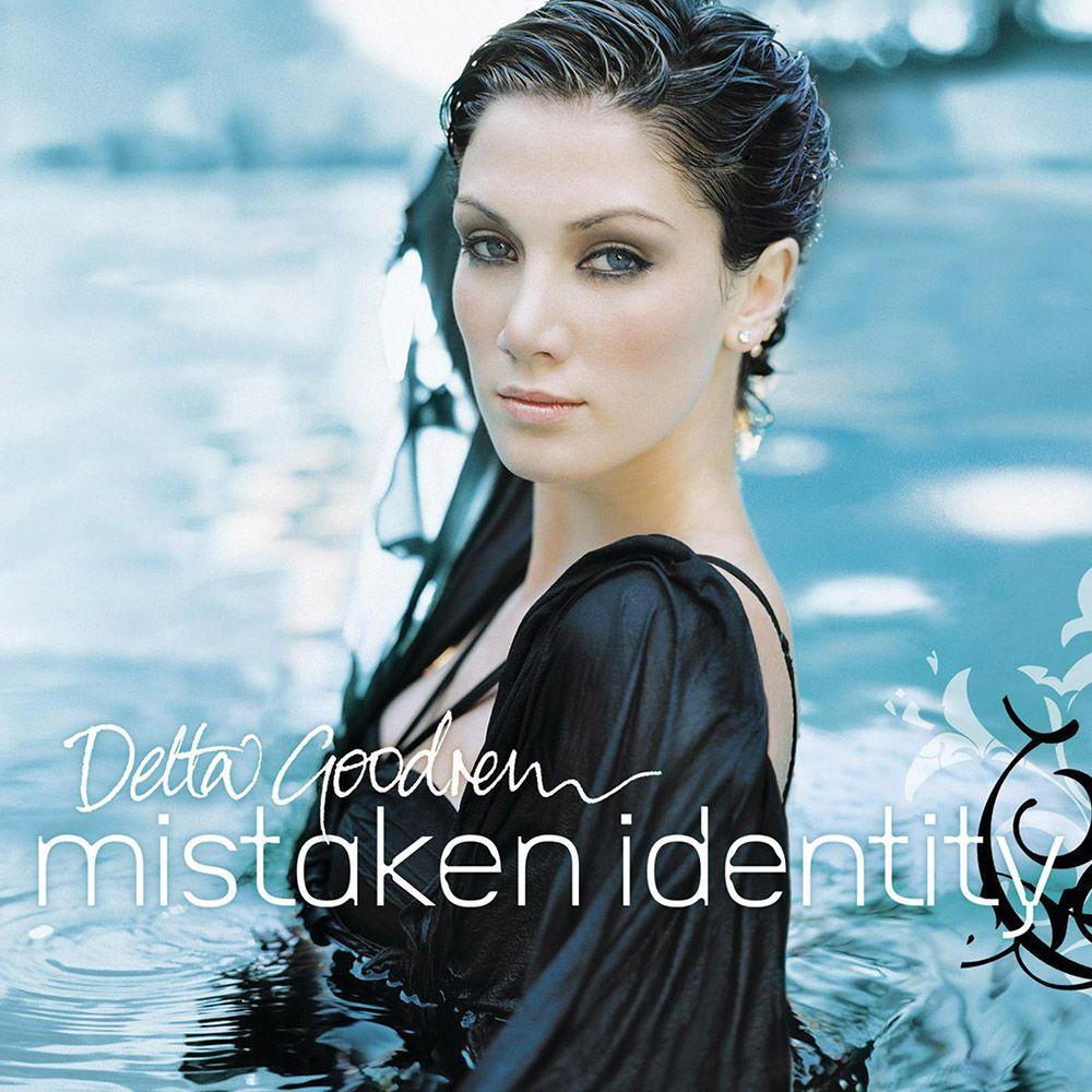 Delta Goodrem - Mistaken Identity album cover