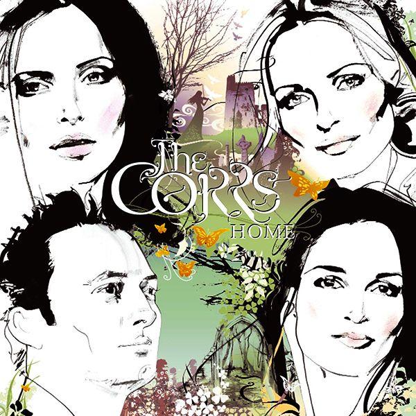 The Corrs - Home album cover