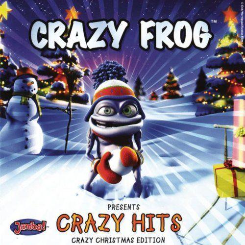 Crazy Frog - Crazy Hits - Crazy Christmas Edition album cover